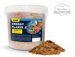 AMK - Energy flakes - (1000g / 5000 ml)