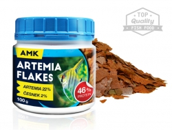 Artemia Flakes – (100 g / 500 ml)
