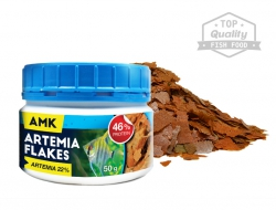 Artemia Flakes – (50 g / 250 ml)