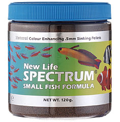 NLS Small Fish Formula 120g